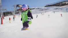The Mini Shred Movement is here! Proving you are never too young, or too cute, to snowboard. Watch the video here http://youtu.be/EGrXaq213Oc