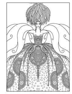 amazoncom adult coloring book vintage series the masters of fashion