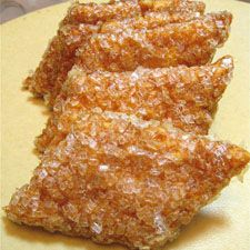 Crystal Diamonds: King Arthur Flour. These crisp-crunchy cookies feature the wonderful rich taste of caramelized sugar.