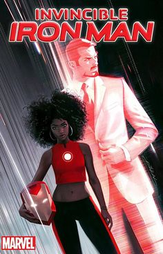 New Iron Man is a 15-year-old black woman, says Marvel