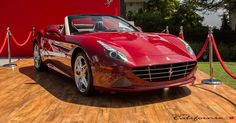 """Marchionne Suggests The California Is Not A """"Full-Blown Ferrari"""" #Ferrari #Ferrari_California"""