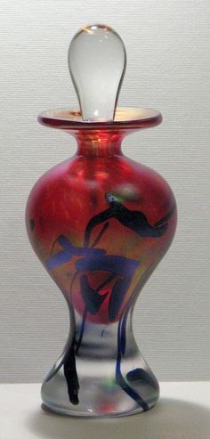 Danny Vargas....perfume bottle