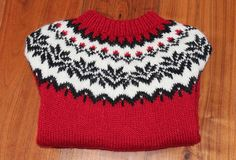 Ravelry: CathyMake's Afmæli Pullover 20 Year Anniversary, Icelandic Sweaters, Sweater Knitting Patterns, Ravelry, Christmas Sweaters, Knit Crochet, Barbie, Pullover, Style
