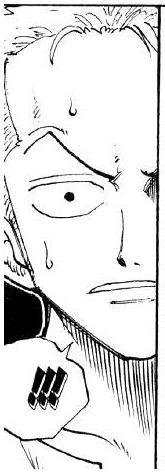 Volume 11 Chapter 96: Zoro meets Tashigi
