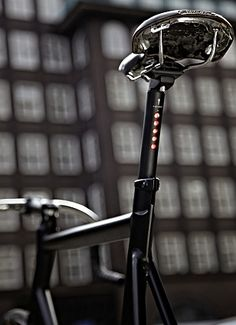 LightSKIN LED - Bike Seatpost - Fixed Gear