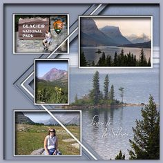 19 Ideas Camping Fotos Scrapbook Layouts For 2019 Travel Scrapbook Pages, Vacation Scrapbook, 12x12 Scrapbook, Digital Scrapbooking Layouts, Scrapbook Templates, Scrapbook Designs, Scrapbook Sketches, Scrapbook Page Layouts, Scrapbook Supplies