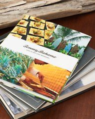 I have this Tommy Bahama cookbook..it's great!