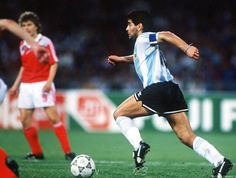 Argentina 2 Unión Soviética 0 (Copa del Mundo Italia 1990,Estadio San…