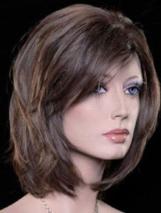 Search results for: 'tres chic 611 layered by follea' - Wilshire Wigs Layered Bob Hairstyles, Long Bob Haircuts, Hairstyles With Bangs, Straight Hairstyles, Formal Hairstyles, Black Hairstyles, Medium Hair Styles, Curly Hair Styles, Natural Hair Styles