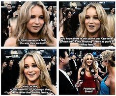 My life. I love Jennifer Lawrence.