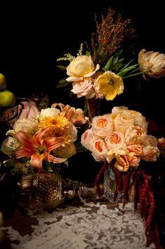 Peter Pan Wedding Inspiration http://lissahatcher.com/