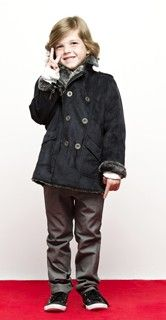 abrigo niño adolfo dominguez