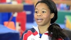 """Gabby Douglas: """"I want to make it big and make it better than last time."""""""