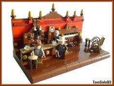 LEGO Western - A Saloon Somewhere in Legorado | Flickr - Photo Sharing!