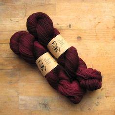 Orchid Purple with Grey 100/% Pure Shetland Wool Socks