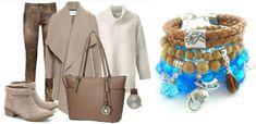 Galeria z biżuterią polskiego rękodzielnika z kamieni półszlachetnych, skóry, lnu i bawełny. Teacher Office, Business Casual, Pantone, Bucket Bag, Bags, Ideas, Fashion, Handbags, Moda