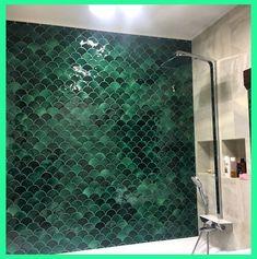 Luxury Moroccan Bathroom Design With Exotic Extravagance Bathroom Tile Designs, Bathroom Interior Design, Interior Design Living Room, Green Bathroom Tiles, Small Bathroom, Bathroom Cost, Lowes Bathroom, Modern Bathroom, Bathroom Ideas