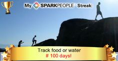 Streak with me at SparkPeople! I've reached my goals with SparkPeople.com and you can too!