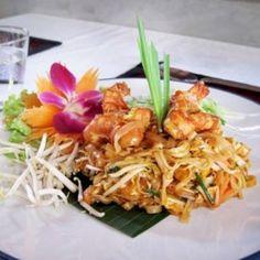 Pad Thai recept
