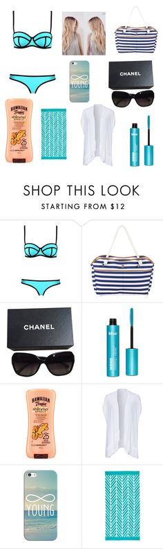 """Untitled #38"" by dierksandbilly ❤ liked on Polyvore featuring Fivesse, Chanel, Hawaiian Tropic, Phax and Casetify"