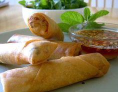 thai-style-spring-rolls
