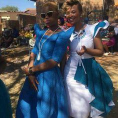 African sotho Shweshwe dresses for 2020 ⋆ African Attire, African Wear, African Women, African Dress, African Life, African Style, African Print Fashion, Africa Fashion, African Fashion Dresses