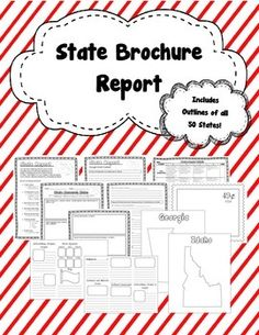 Have students fill out this informational brochure as they state brochure report includes directions brochure template grading rubric notes page pronofoot35fo Images