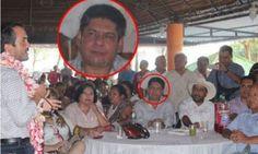 #DESTACADAS:  Hijo de Yunes en reunión con líder delictivo que ordenó matar a una familia - Plano informativo