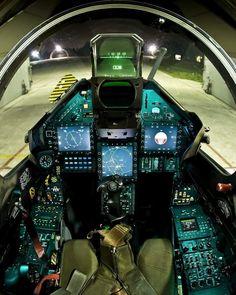 Cockipt Mirage 2000