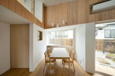 Gallery of House with Dormer Window / Hiroki Tominaga-Atelier - 16