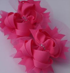 Free Hair Bows Instructions | Best selling bows - Hip Girl Boutique Free Hair Bow Instructions ...