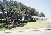 I had friends that lived in Dallas-Ft. Worth for a time. They drove me through Dealey Plaza - Wikipedia, the free encyclopedia
