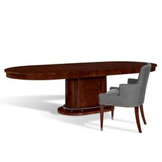 Brook Street Dining Table - Furniture - Products - Products - Ralph Lauren Home - RalphLaurenHome.com