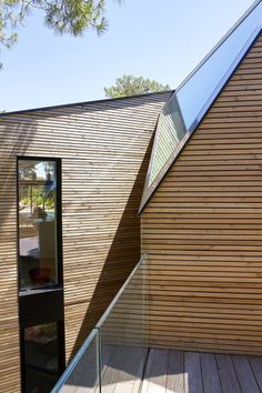 Holiday House in Cape Ferret, France by Atelier du Pont