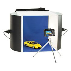 Product image for Optex Portable Photo Studio and Lighting Kit ,♦ Hey B, get one when you go to Geraldton ♦