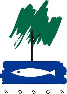 Marca para Asociación para a defensa ecolóxica galega (ADEGA) 1987