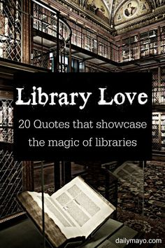 Dorm decor wall art quote poster old book art book lover gift in honor of national library lovers month today we are celebrating with quotes about libraries fandeluxe Choice Image