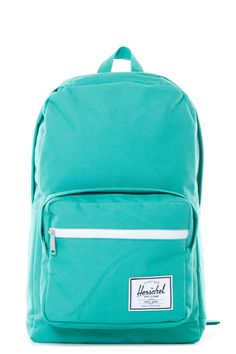 HERSCHEL POP QUIZ, herschel, pop, herschel teal, herschel teal backpack, teal, teal pop, teal pop backpack, teal backpack, teal accessories, backpack, bag, accessories, official,