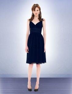 Bridesmaid Dress Style 671
