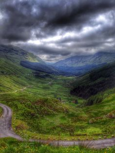 Rest and Be Thankful, Argyll and Bute, Scotland
