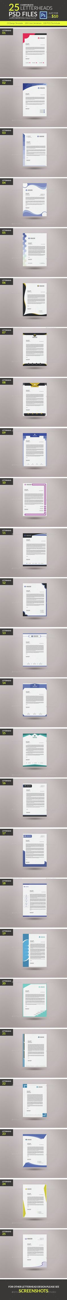 Straight letterhead template stationery print design straight letterhead template stationery print design download here httpsgraphicriveritemstraight letterhead19908029refyinkira spiritdancerdesigns Choice Image