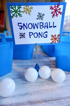 Snowball Games are fun for the whole family or classroom parties. Minute to Win it style games complete with directions for each game. Fun Christmas Games, Holiday Games, Preschool Christmas, Christmas Activities, Kids Christmas, Holiday Fun, Christmas Crafts, Winter Activities, Eyfs Activities
