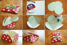 DYI gift wrapping