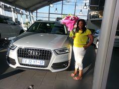 Congratulations Ms. Nthombenkosi Dominica Jantjie!