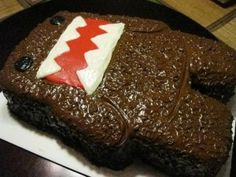 Domo Cake... when is my next b-day?