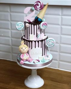 "126 To se mi líbí, 4 komentářů – Mia Cakes (@miacakes.and.sweets) na Instagramu: ""enough sweet? …"""