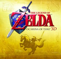 The Legend of Zelda: Ocarina of Time 3D - Wikipedia, the free ...