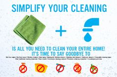 Home Cleaning Set - 8 Cloths - MightyNest