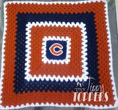 Free Crochet Pattern For Chicago Bears C : 1000+ images about Crochet ideas on Pinterest Crochet ...