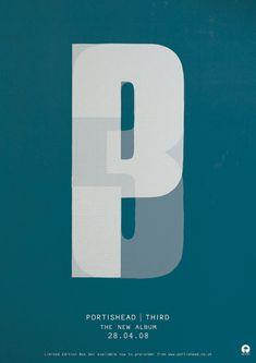 Portishead | Third  poster  Marc Bessant